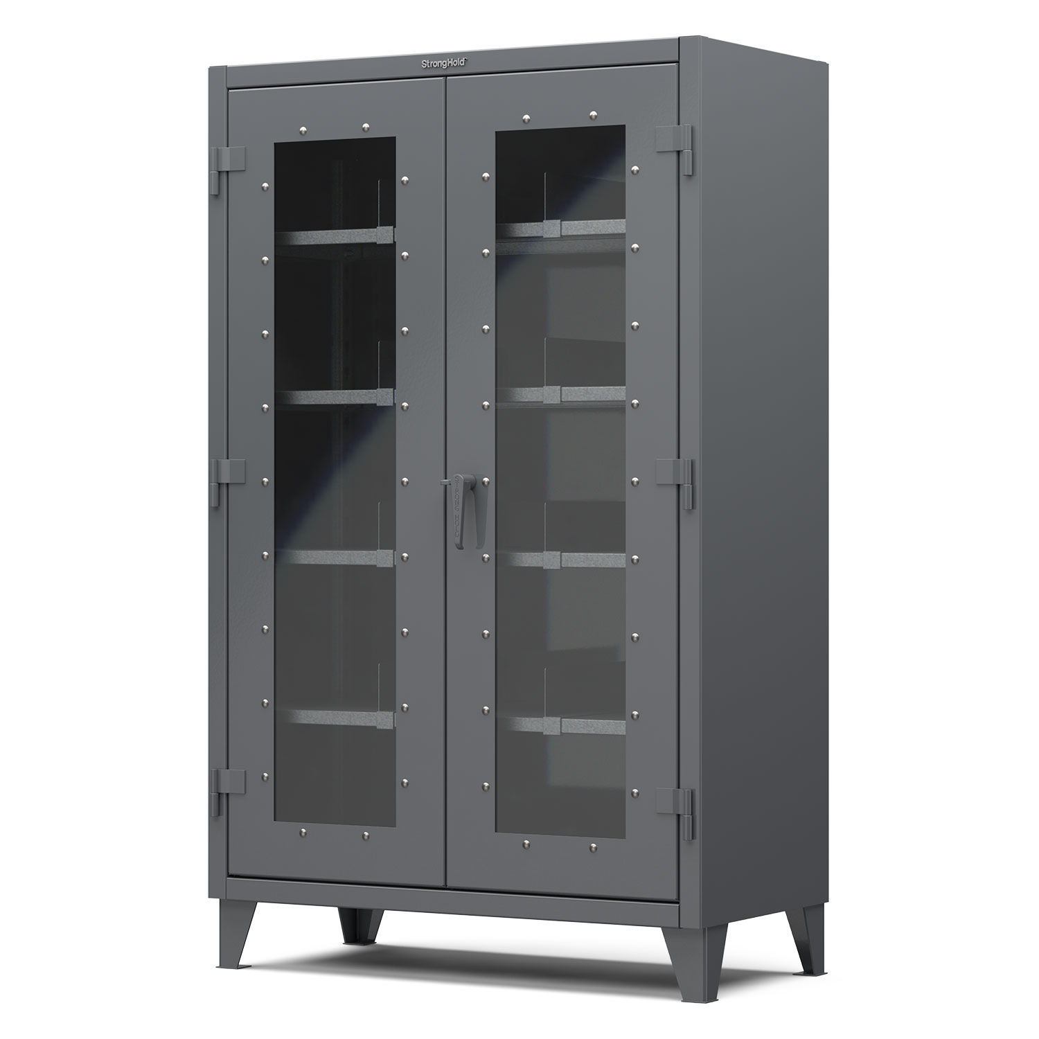 Strong Hold 174 Plus Industrial Cabinet 48 Quot X 24 Quot X 78
